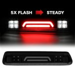 2005 Ford F150 Black Smoked Tube Flash LED Third Brake Light