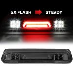 2005 Ford F150 Smoked Tube Flash LED Third Brake Light