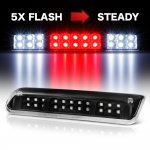 Lincoln Mark LT 2006-2008 Black Flash LED Third Brake Light