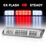 Ford F150 2004-2008 Clear Flash LED Third Brake Light