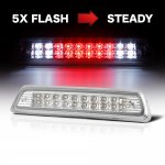Ford F150 2009-2014 Clear Flash LED Third Brake Light