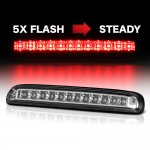 2001 Ford F450 Super Duty Clear Flash LED Third Brake Light