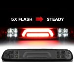 Ford Ranger 1993-2011 Smoked Tube Flash LED Third Brake Light