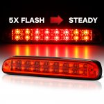 Ford F250 Super Duty 2011-2016 Flash LED Third Brake Light