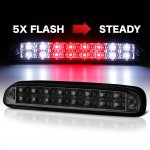 Ford F250 Super Duty 2011-2016 Smoked Flash LED Third Brake Light