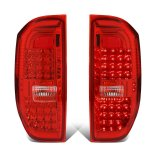 2014 Toyota Tundra LED Tail Lights