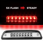 Toyota Tacoma 1995-2017 Clear Flash LED Third Brake Light
