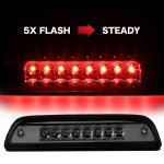Toyota Tacoma 1995-2017 Smoked Flash LED Third Brake Light