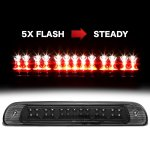 Toyota Tundra 2000-2006 Black Flash LED Third Brake Light