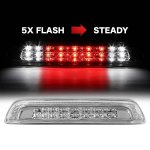 Toyota Tundra 2007-2018 Clear Flash LED Third Brake Light