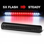 Chevy Silverado 1988-1998 Smoked Flash LED Third Brake Light