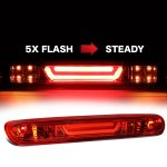 2007 GMC Sierra Tube Flash LED Third Brake Light