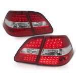 Lexus LS430 2001-2003 LED Tail Lights