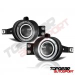 Dodge Durango 2004-2006 SMD LED Halo Projector Fog Lights