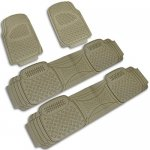 Ford Explorer 2011-2018 Beige Floor Mats