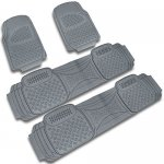 Toyota Highlander 2008-2013 Grey Floor Mats