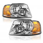 Ford Expedition 2003-2006 Headlights
