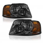 Ford Expedition 2003-2006 Smoked Headlights