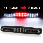 2002 Chevy Silverado 2500HD Smoked Flash LED Third Brake Light