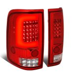 2004 Ford F150 C-Tube LED Tail Lights