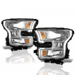 Ford F150 2015-2017 Headlights
