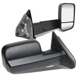 Dodge Ram 2500 2003-2009 Towing Mirrors Power Heated Puddle Lights