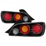 Honda S2000 2000-2003 Black LED Tail Lights