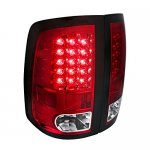 2012 Dodge Ram LED Tail Lights
