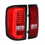 2014 GMC Sierra LED Tail Lights