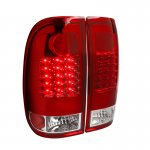 Ford F550 Super Duty 2008-2010 LED Tail Lights