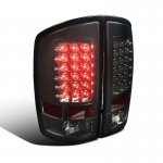 2009 Dodge Ram 2500 Smoked LED Tail Lights