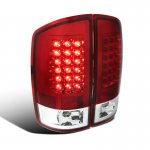 Dodge Ram 2007-2008 LED Tail Lights