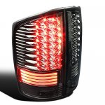 Dodge Ram 2500 2003-2006 Smoked LED Tail Lights