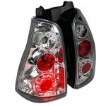 2003 Toyota 4Runner Clear LED Tail Lights