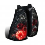 2003 Toyota 4Runner Smoked LED Tail Lights
