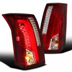 Cadillac CTS 2003-2007 Tube LED Tail Lights