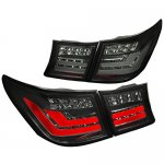 Lexus IS250 2006-2008 Smoked LED Tail Lights