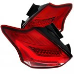Ford Focus Hatchback 2015-2018 LED Tail Lights