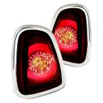 Mini Cooper S 2011-2015 Tinited LED Tail Lights