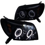 Toyota 4Runner 2003-2005 Smoked Projector Headlights