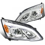 Honda CRV 2007-2011 LED DRL Projector Headlights