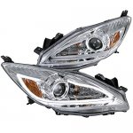 Mazda 3 2010-2013 LED DRL Projector Headlights