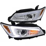Scion tC 2011-2013 LED DRL Signal Projector Headlights
