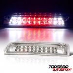 GMC Sierra 3500HD 2015-2018 Clear Full LED Third Brake Light Cargo Light