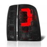 2010 Dodge Ram 3500 Smoked Custom LED Tail Lights