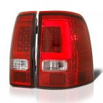 Ford Explorer 2002-2005 Tube LED Tail Lights