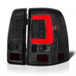 Ford Explorer 2002-2005 Smoked Tube LED Tail Lights