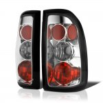Dodge Dakota 1997-2004 Clear Altezza Tail Lights