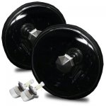 1973 Ford F250 Black LED Headlights Kit