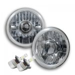 2005 Jeep Wrangler LED Projector Headlights Kit
